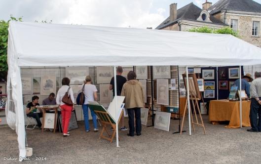 Marché d'Art La Perrière 112