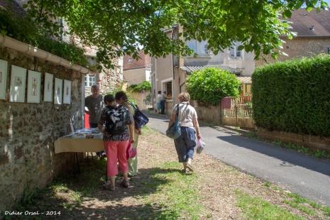 Marché d'Art La Perrière 33