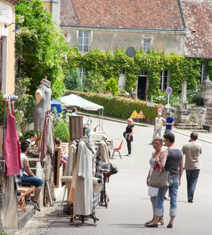 Marché d'Art La Perrière 82
