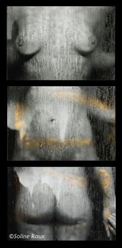 tirages argentique 2005, marché d'art la perrière 2015