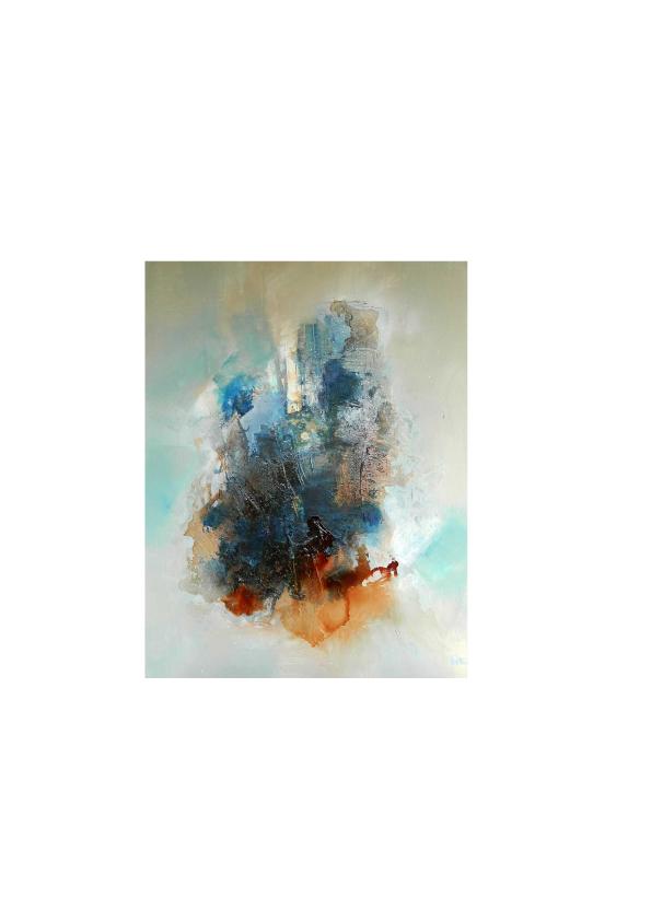 Abstrait 1 60 x 80 cm