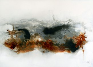 Abstrait 7 120 x 80 cm